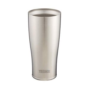 サーモス(THERMOS) 真空断熱タンブラー JDE-420S ステンレス(420ml)(メール便不可)|homeshop