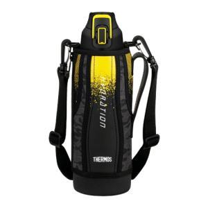 サーモス(THERMOS) 真空断熱スポーツボトル FHT-1000F ブラックカモフラージュ(BK...