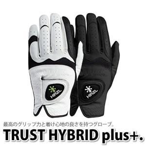 【10月末入荷予定】【メール便限定:2個まで】【ゴルフグローブ】HIRZL ハーツェル (左) TRUST HYBRID plus+ 【メンズ/男性用】 homeshop