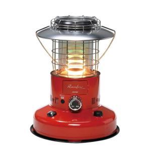 (代引き不可)TOYOTOMI 石油暖房機 RL-250(R)レッド (レインボーの炎)(ラッピング不可)(メール便不可)|homeshop