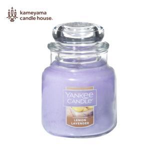 YANKEE CANDLE(ヤンキーキャンドル)(キャンドル)YK0030530 レモンラベンダー ...