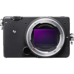 シグマ ミラーレス 一眼カメラ SIGMA fp ボディ