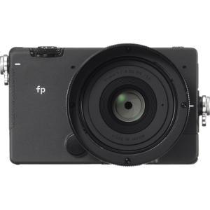 シグマ ミラーレス 一眼カメラ SIGMA fp 45mm F2.8 DG DN レンズキット