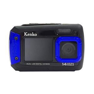【送料無料】Kenko Tokina (ケンコー・トキナー) 防水・耐衝撃デジタルカメラ DSC1480DW【メール便不可】 homeshop