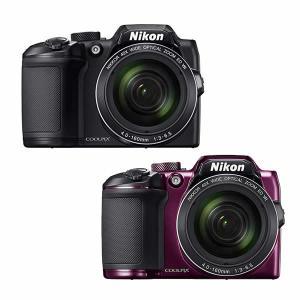 Nikon[ニコン] コンパクトデジタルカメラ COOLPIX B500  光学40倍ズームとチルト...