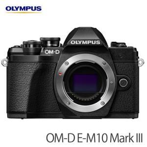 OLYMPUS オリンパス ミラーレス一眼 OM-D E-M10 MarkIII  きれいな写真を自...