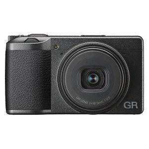 RICOH リコー デジタルカメラ GRIII (GR3)  【主な仕様】  有効画素数約2424万...