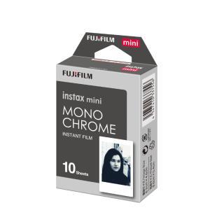 (メール便可:5個まで)FUJIFILM(フジフイルム) instax mini インスタントフィルム モノクローム|homeshop