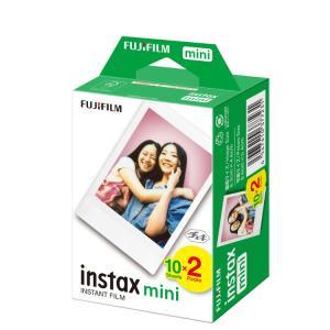 富士フィルム(FUJIFILM) チェキフィルム インスタントカラーフィルム instax mini 20枚(10枚入りx2パック)JP2 (メール便不可)