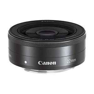 【納期:3週間前後】Canon(キャノン) 超小型・軽量パンケーキレンズ EF-M22mm F2 STM [EF-Mマウント][メール便不可]|homeshop
