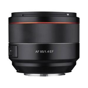 サムヤン 交換レンズ SAMYANG AF85mm F1.4 EF フルサイズ対応 単焦点レンズ キ...