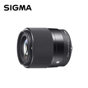 シグマ SIGMA ミラーレスカメラ用 標準レンズ SIGMA 30mm F1.4 DC DN   ...