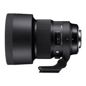 SIGMA シグマ 大口径中望遠レンズ 105mm F1.4 DG HSM (A) Art ソニーE...