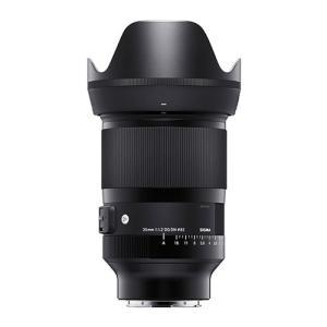 SIGMA シグマ 35mm F1.2 DG DN Art ソニーEマウント用 大口径単焦点レンズ
