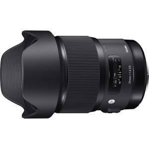 SIGMA シグマ 20mm F1.4 DG HSM (A) Lマウント用 超広角レンズ