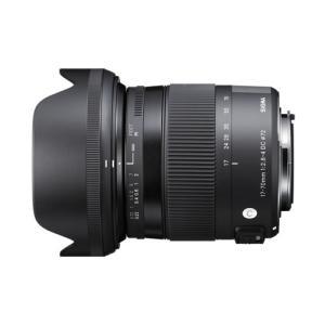シグマ 17-70mm F2.8-4 DC MACRO HSM ソニー用 (Aマウント用) Cont...