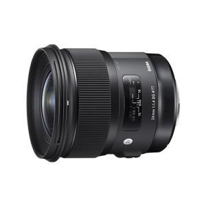 シグマ SIGMA 35mmフルサイズ対応 広角単焦点レンズ 24mmF1.4 DG HSM|Art...