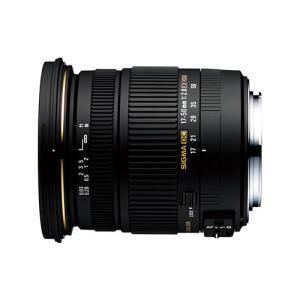 シグマ(SIGMA) 大口径標準ズームレンズ 17-50mm F2.8 EX DC OS HSM 【キヤノン用】【メール便不可】|homeshop