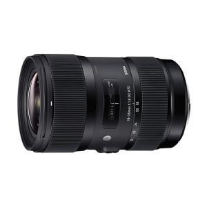 シグマ SIGMA APS-Cサイズ専用 標準レンズ 18-35mmF1.8 DC HSM ニコン(...