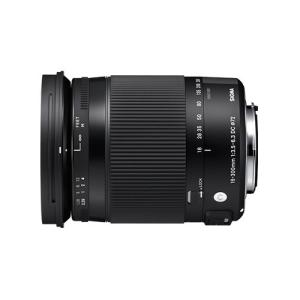 シグマ 高倍率ズームレンズ 18-300mm F3.5-6.3 DC MACRO OS HSM Contemporary キヤノン用 【メール便不可】