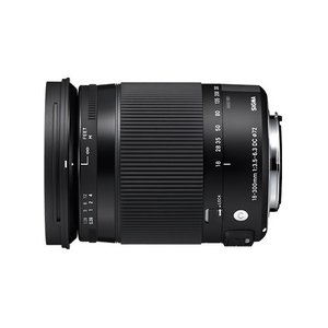 シグマ 18-300mm F3.5-6.3 DC MACRO OS HSM Contemporary...