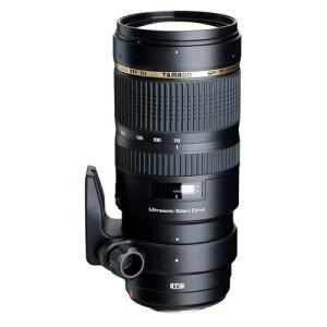 タムロン 大口径望遠ズームレンズ SP 70-200mm F/2.8 Di VC USD Model: A009N ニコン用 (モーター内蔵)【メール便不可】