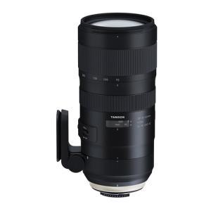 タムロン 大口径望遠ズームレンズ SP 70-200mm F/2.8 Di VC USD G2 ニコン用(A025N)(メール便不可)|homeshop