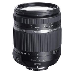タムロン(レンズ)18-270mm F/3.5-6.3 Di II VC PZD キヤノン用(B008TSE)(メール便不可)