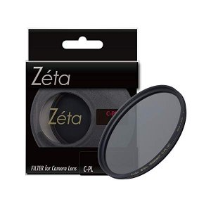 ケンコー Kenko Zetaシリーズ 薄枠偏光フィルター Zeta ワイドバンドC-PL フィルター径 77mm 77S ワイドバンドC-PL の商品画像