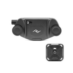 ピークデザイン カメラクリップ キャプチャー ブラック CP-BK-3 の商品画像|ナビ