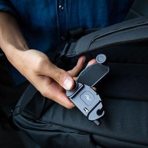 CP-BK-3 キャプチャー ピークデザイン ブラック カメラクリップ