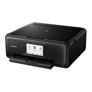 キヤノン インクジェットプリンター PIXUS TS8130BK ブラック (キャノン/Canon/TS-8130BK)(メール便不可)|homeshop