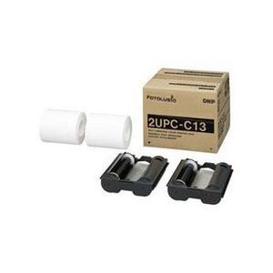 DNPフォトイメージング ラミネートカラープリントパック 2UPC-C13 (L判300枚×2ロール)(メール便不可)|homeshop