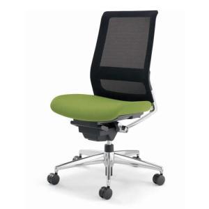 KOKUYO オフィスチェア エアフォート(AIRFORT) CR-GA2330 (肘なし)(キャスター・カラー選択式)(メール便不可)|homeshop