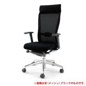 KOKUYO オフィスチェア フォスター(FOSTER) CR-G1433B6 (背面カラー:ブラック) *背がブラックの場合、座はブラックのみとなります。(メール便不可)|homeshop