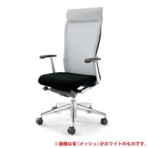 KOKUYO オフィスチェア フォスター CR-G1403B6 (背面カラー:ブラック) *画像は背面がホワイトですが、商品はブラックです。(メール便不可)|homeshop