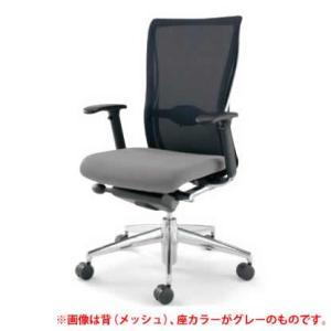 KOKUYO オフィスチェア フォスター(FOSTER) CR-G1431B6 (背面:ブラック) *画像は背面がグレーですが、商品はブラックです。(メール便不可)|homeshop