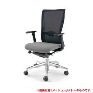 KOKUYO オフィスチェア フォスター CR-G1431C1 (背面:ホワイト) *画像は背面がブルーイッシュグレーですが、商品はホワイトです。(メール便不可)|homeshop