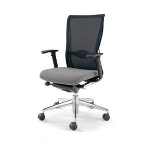 KOKUYO オフィスチェア フォスター(FOSTER) CR-G1431C5 (背面カラー:ブルーイッシュグレー)(メール便不可)|homeshop