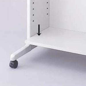 (送料/540円)ナカバヤシ システムOAデスクオプション 棚板 (奥行400mm) PS-64N (幅600mmのデスクに対応)(メール便不可)|homeshop