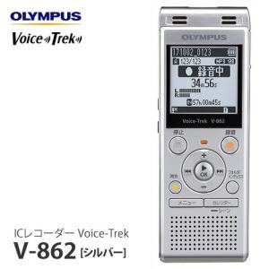 オリンパス ICレコーダー Voice Trek V-862...
