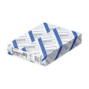 コクヨ(プリンター用紙/コピー用紙)KB用紙(共用紙) KB-35N (FSC認証64g/m2)(B5サイズ/500枚入)(メール便不可)(ラッピング不可)|homeshop