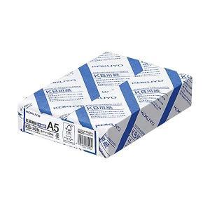 コクヨ(プリンター用紙/コピー用紙)KB用紙(共用紙) KB-30N (FSC認証64g/m2)(A5サイズ/500枚入)(メール便不可)(ラッピング不可)|homeshop