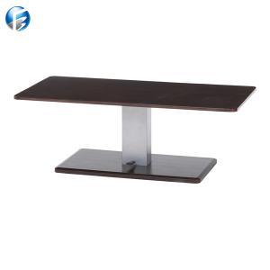 (メーカー直送)(代引不可)不二貿易(テーブル)(10498)昇降テーブル 12060 (120×60×43〜57cm)(メール便不可)(ラッピング不可)