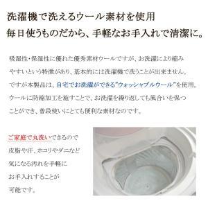 (日本製)東京西川 ウォッシャブルウールベッドパッド シングル (詰めもの:ウール100% 1.0Kg) (品番:CM08002987) (メール便不可)(ラッピング不可)|homeshop|05