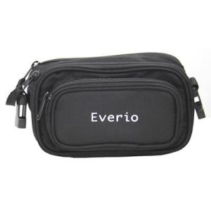 JVCケンウッド Everio エブリオ ロゴ付 ビデオカメラ用バッグ(メール便不可) homeshop