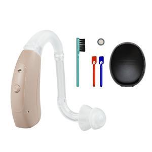 補聴器 電池 pr41 対応 耳かけ式補聴器 OHS-EH21 両耳兼用 片耳 祖父 祖母 オンキヨー 非課税(軽度から中程度難聴対応) ホームショッピング
