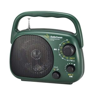 オーム電機 豊作ラジオ RAD-F439N (07-7942)(メール便不可) homeshop