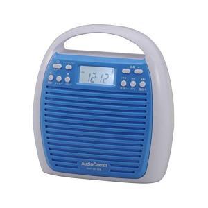 オーム電機 防水メモリープレーヤーラジオ RMP-M810K (07-8100)(メール便不可) homeshop
