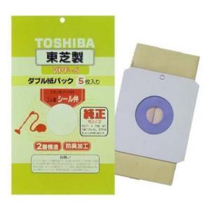 東芝(掃除機用オプション品)VPF-6 ダブル紙パックフィル...